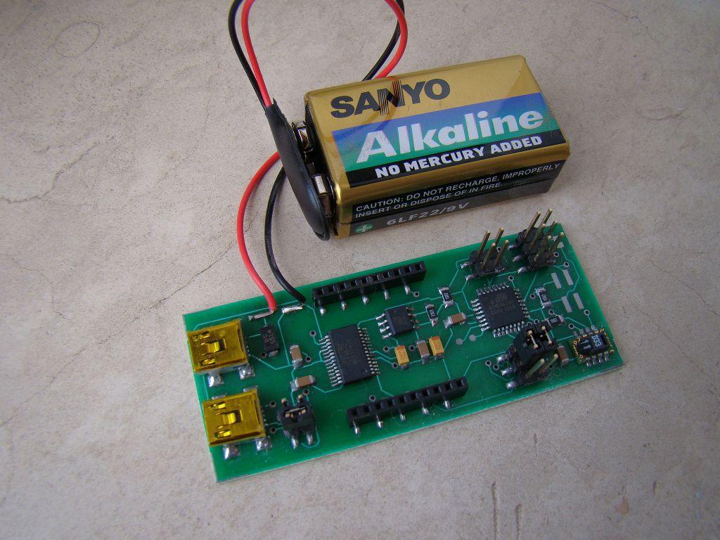Diy Temperature And Humidity Wireless Data Logger Contrib Famzah Doityourself Customized Circuit Board Pcb Making Do It Communication