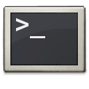 Terminal icon created by Julian Turner